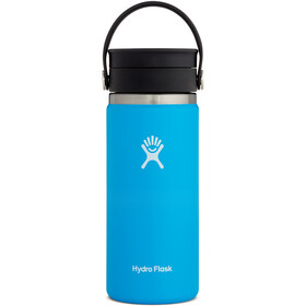 Hydro Flask Coffee Drinkfles met Flex Sip Deksel 473ml, pacific